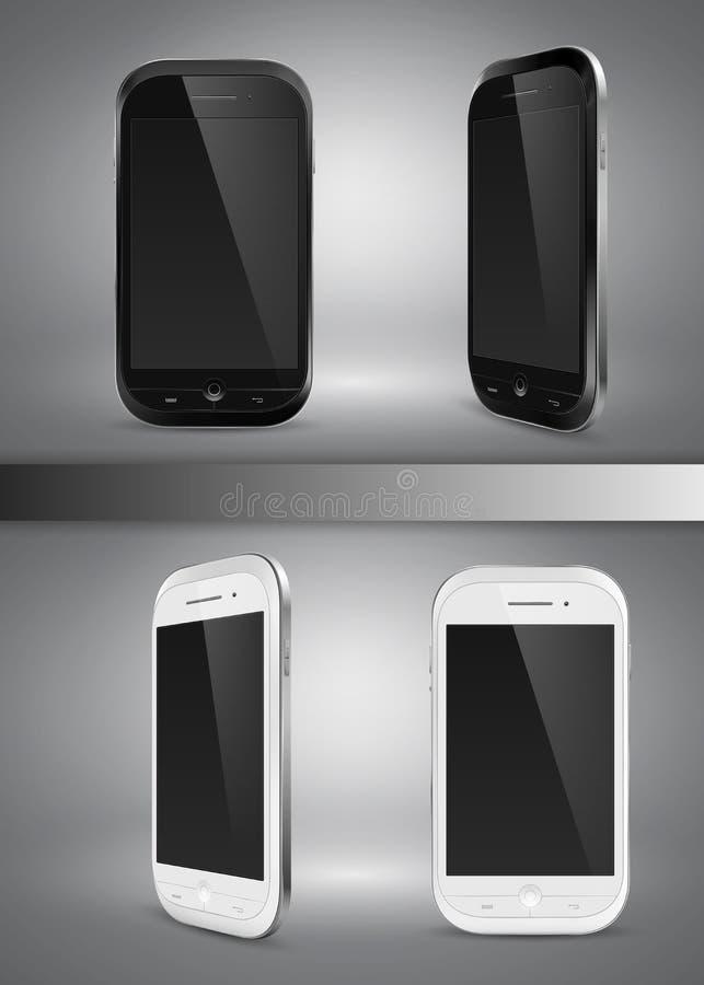 Smartphone διανυσματική απεικόνιση