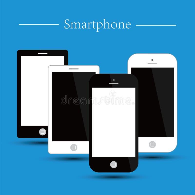 Smartphone libre illustration