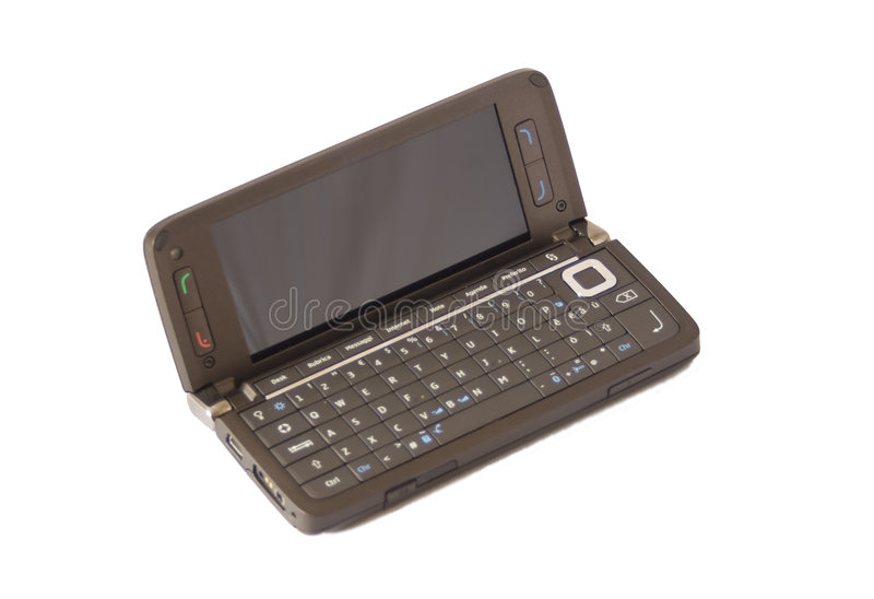 Smartphone. Generic smartphone for a global communication royalty free stock photo