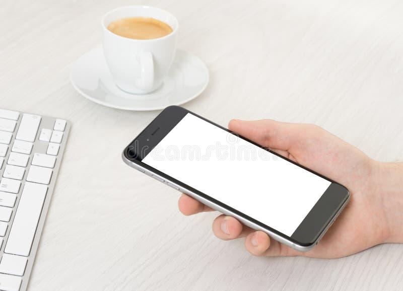 Download Smartphone foto de stock. Imagem de laptop, conexão, negócio - 65579316