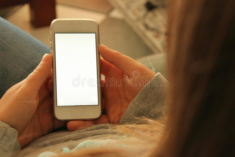 Smartphone zdjęcia royalty free