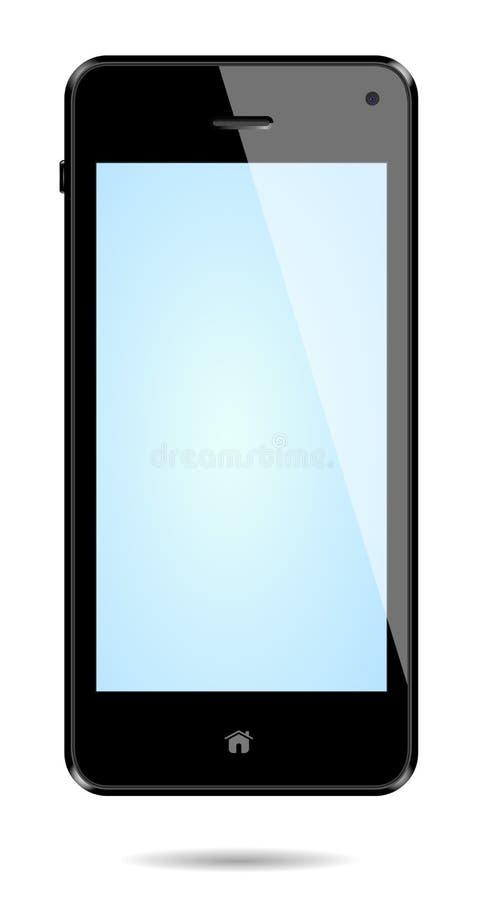 Download Smartphone stock vector. Image of screen, up, phone, tool - 37445607