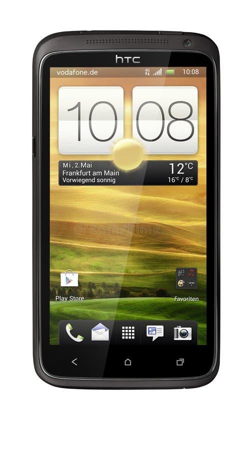 Smartphone de Htc imagens de stock royalty free