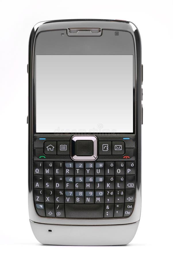 Smartphone De Téléphone Portable Images stock