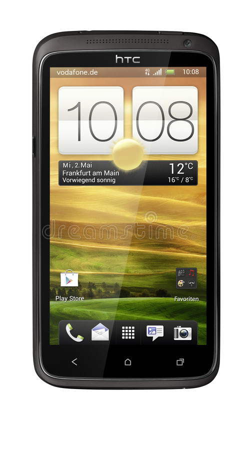 Smartphone di Htc immagini stock libere da diritti