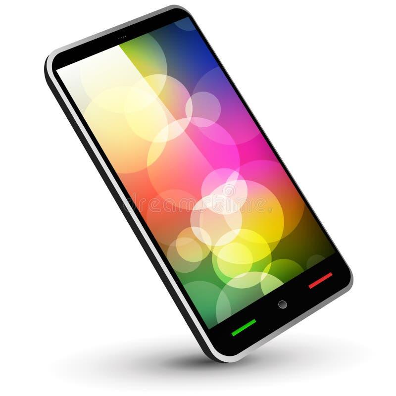 Smartphone factice 3 de contact