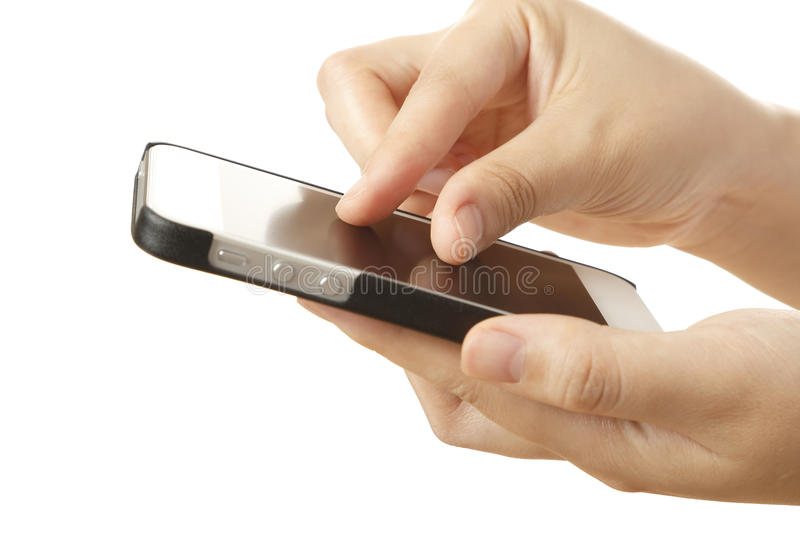 Download Smartphone stock photo. Image of message, button, cell - 33520468