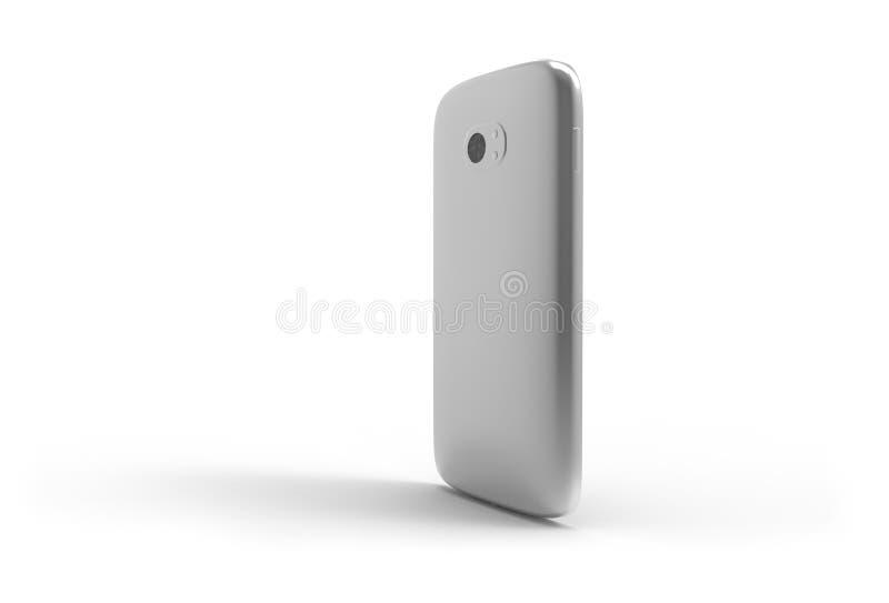 Smartphone générique (avec l'ombre) illustration libre de droits