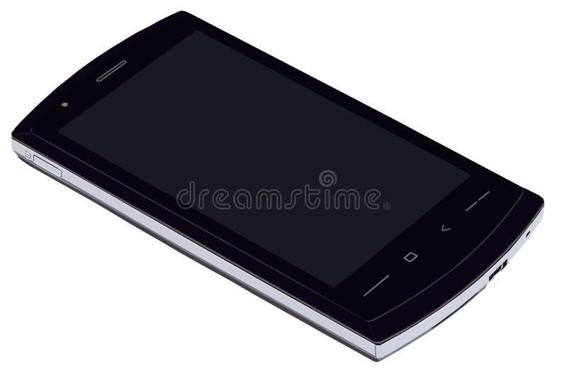 Smartphone, het vectorbeeld stock illustratie