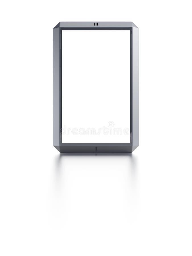 Smartphone moderno dello schermo attivabile al tatto royalty illustrazione gratis