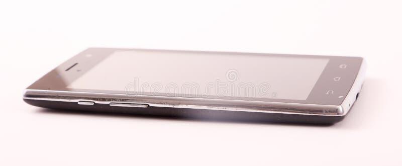 Smartphone preto fotos de stock royalty free