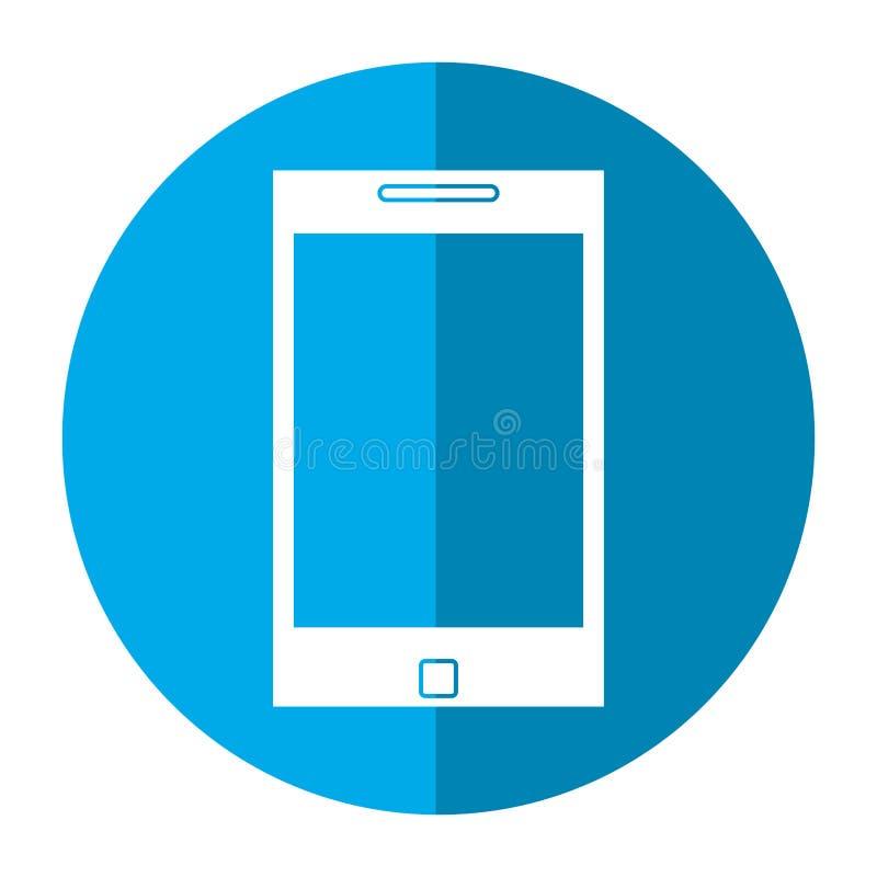 smartphone technologii gadge mobilny wizerunek royalty ilustracja