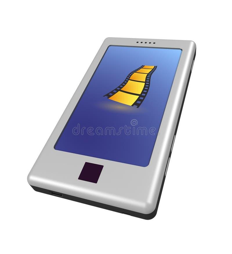 Smartphone - video stock image