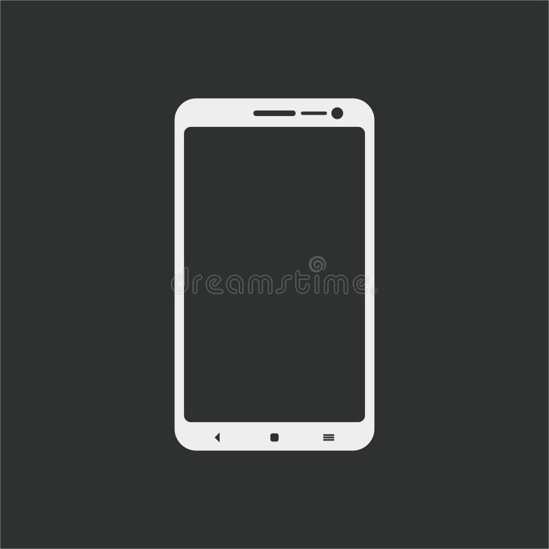 smartphonelägenhetdesign, seodesign royaltyfri fotografi