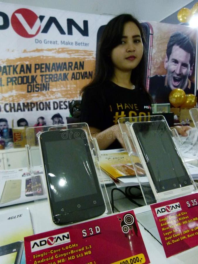 Smartphones imagem de stock royalty free