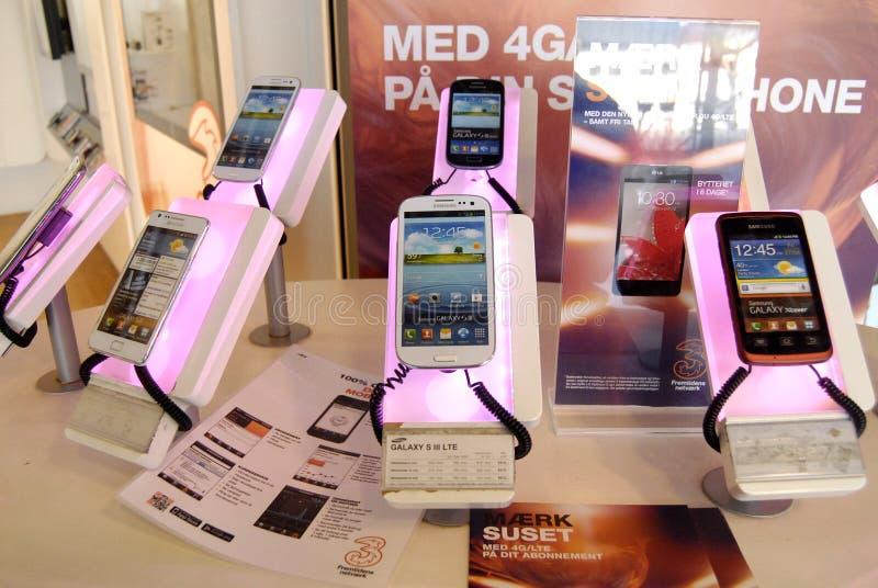 Download Smartpones de Samsung fotografia editorial. Imagem de notícia - 29829802