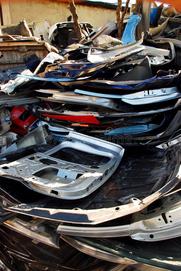 Download Smashed cars stock photo. Image of down, consumerism - 15207168