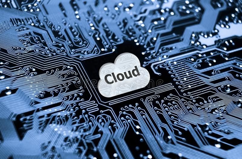 SMAU 2010 - Microsoft si apanna la computazione immagine stock