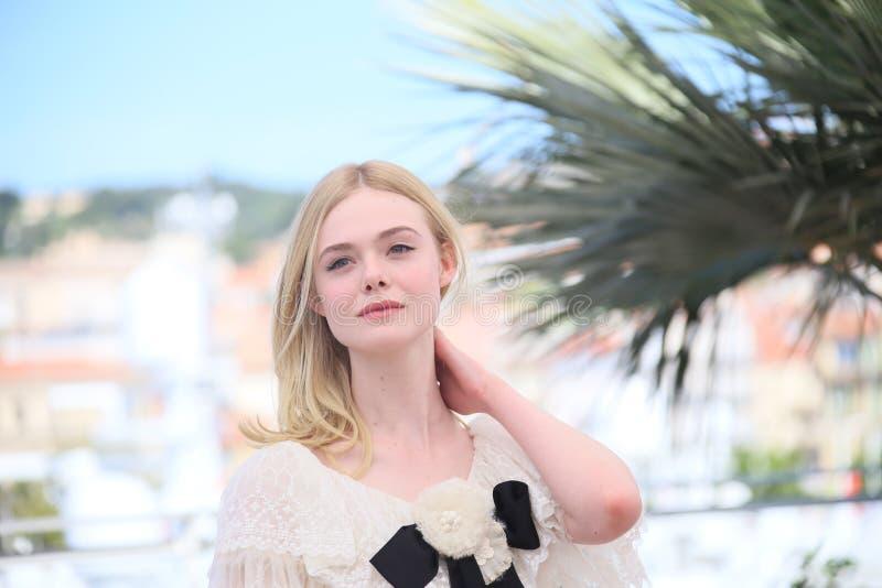 Smazzamento di Elle fotografie stock