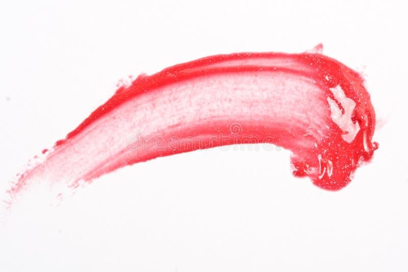 Download Smear lipstick stock photo. Image of white, lipstick - 14620688