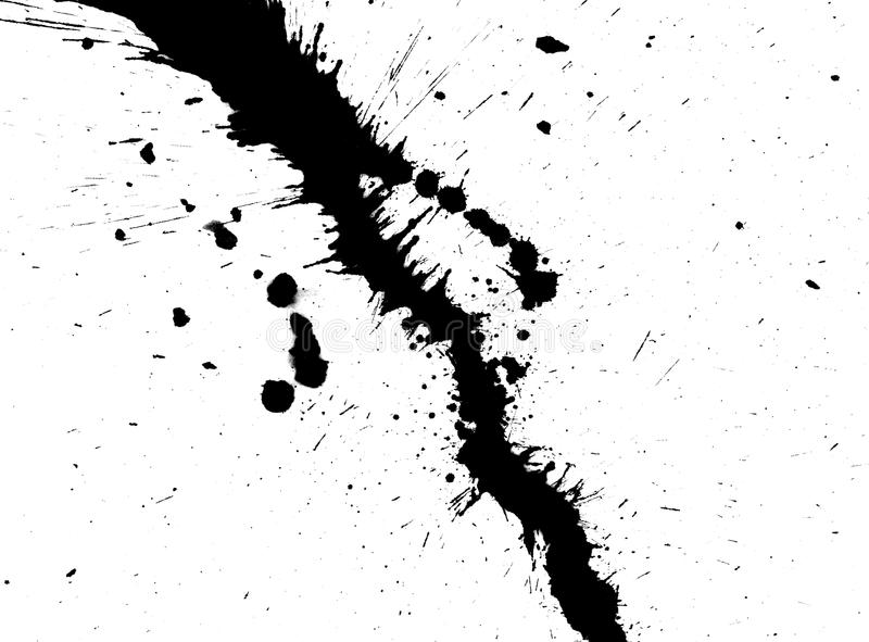 Download The smeared blots. stock illustration. Illustration of background - 12428048