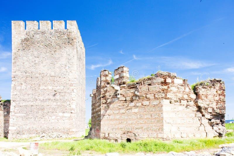 Smederovovesting, Servië royalty-vrije stock afbeeldingen