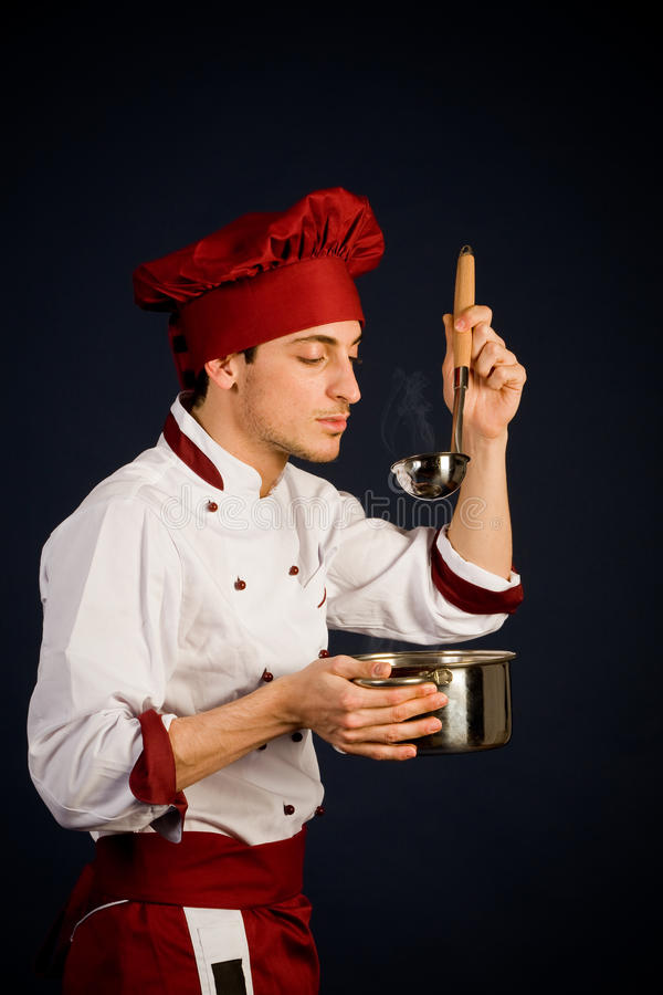 Download Smell stock image. Image of meal, cook, chef, tasting - 21966219