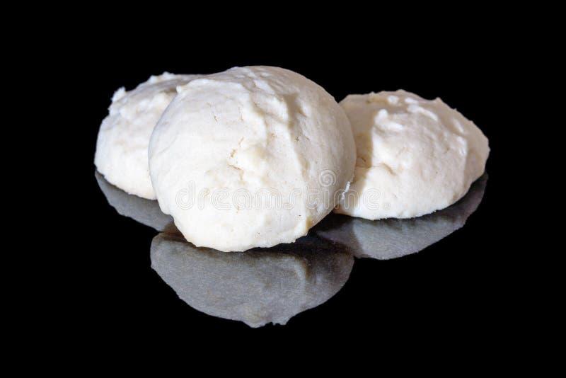 Smelting weg Gem Cookies royalty-vrije stock foto