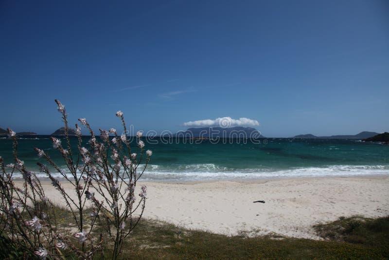 smeralda θάλασσας sardegna mediterranea της Ιταλί στοκ φωτογραφίες