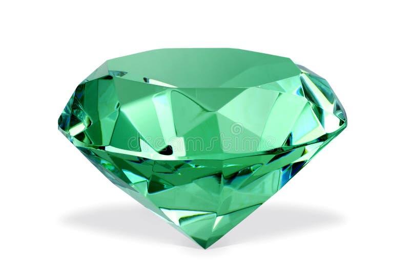Smeraldo fotografie stock
