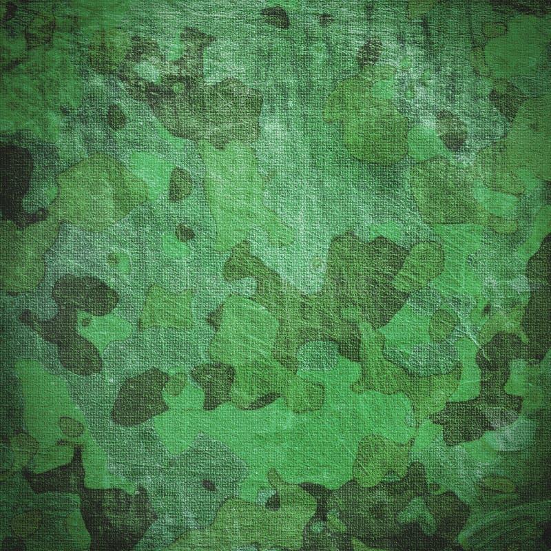 Smerige camouflage vector illustratie