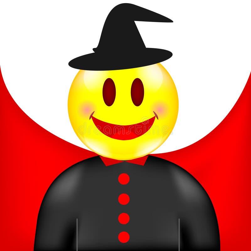 Download Smile stock illustration. Illustration of button, halloween - 26640437