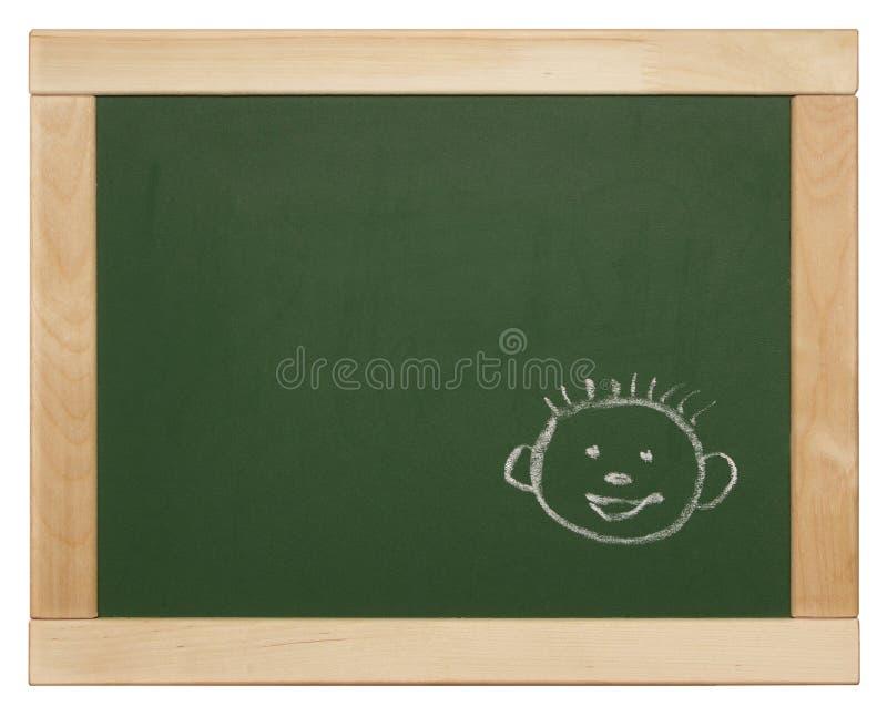Download Smile stock image. Image of blackboard, emoticon, joke - 38430539