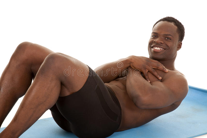 Download Smile crunch stock photo. Image of professional, black - 23854480