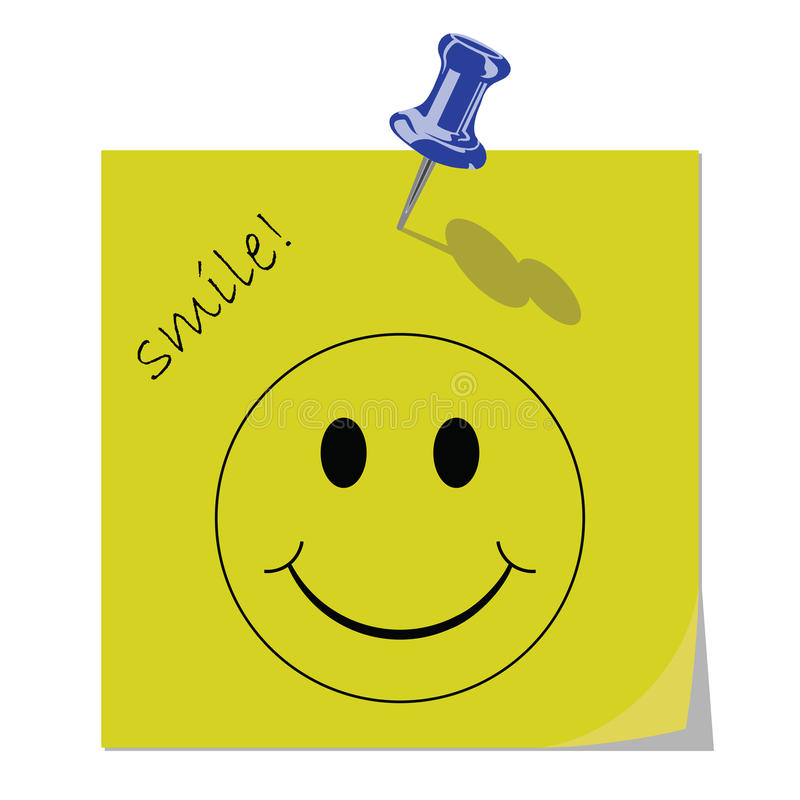 Download Smile message stock vector. Illustration of cheerful - 12946206