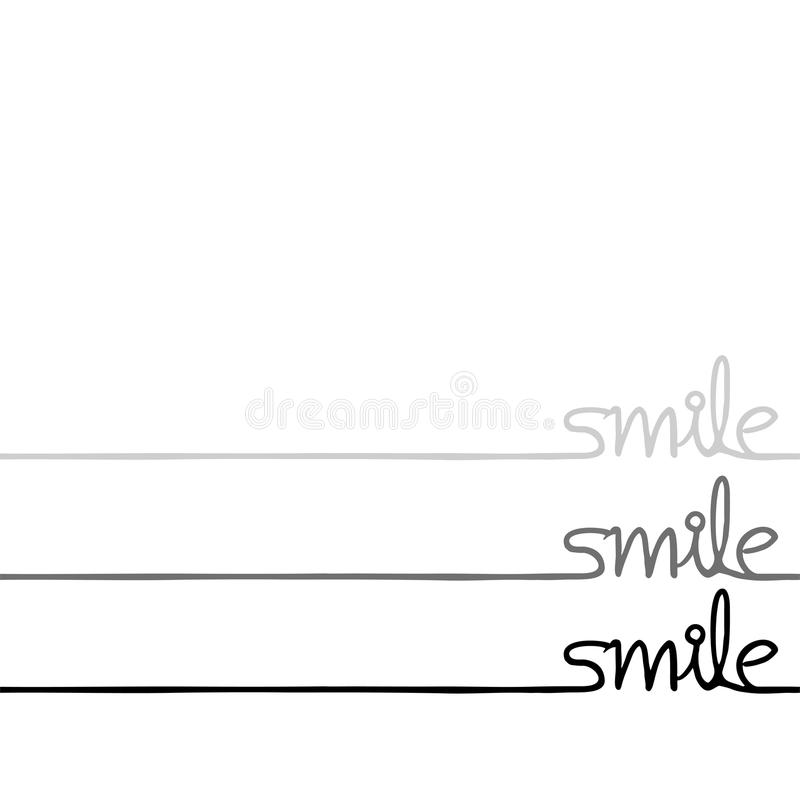 Download Smile Message Stock Vector - Image: 83720630