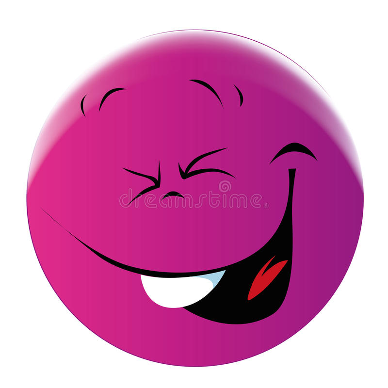 Download Smile stock vector. Image of character, expression, facial - 36004187