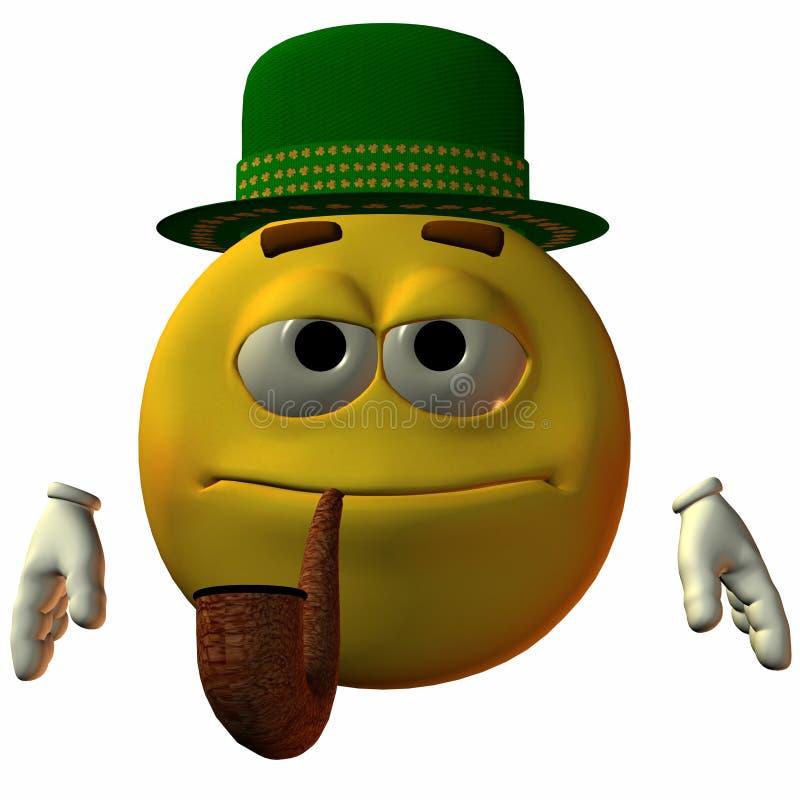 smiley σωλήνων καπέλων απεικόνιση αποθεμάτων