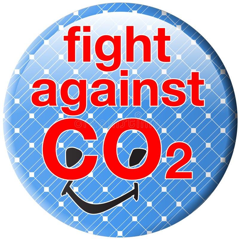 Download Smiley του CO2 κουμπιών ηλιακό Διανυσματική απεικόνιση - εικονογραφία από ecologic, γραφικός: 13175887