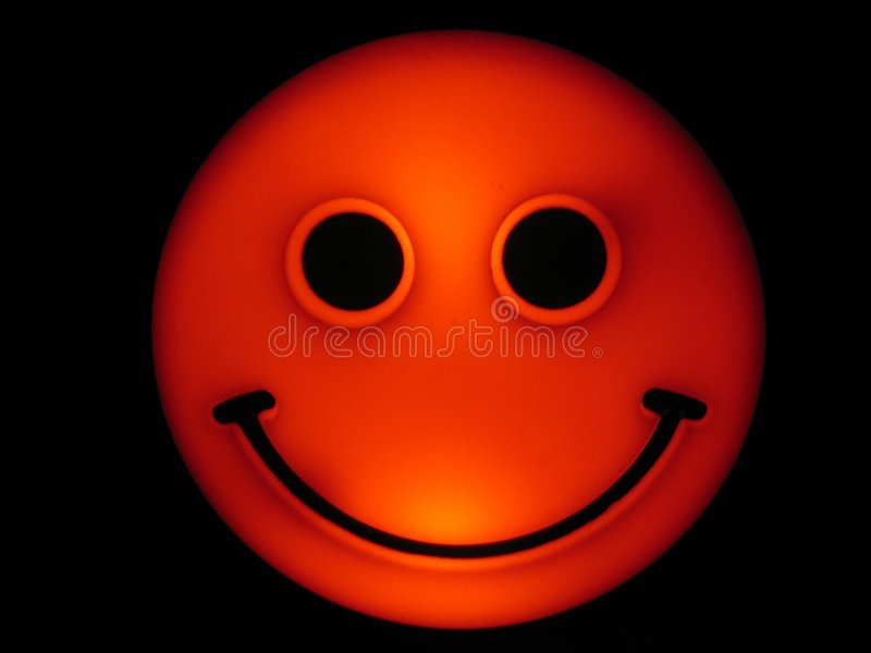 Smiley fotografia stock
