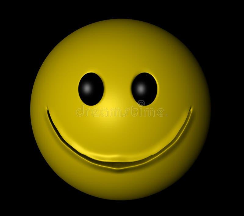 smiley иллюстрация штока