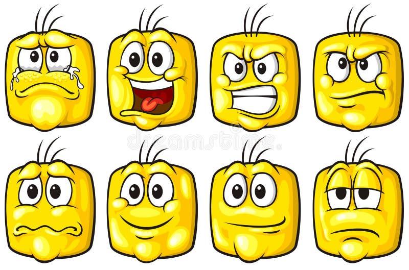 Smiley ilustracji