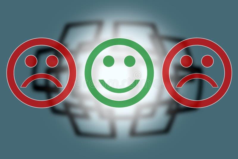 Download Smiley stock de ilustración. Ilustración de triste, fondo - 41910179
