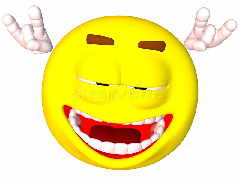 smiley διανυσματική απεικόνιση