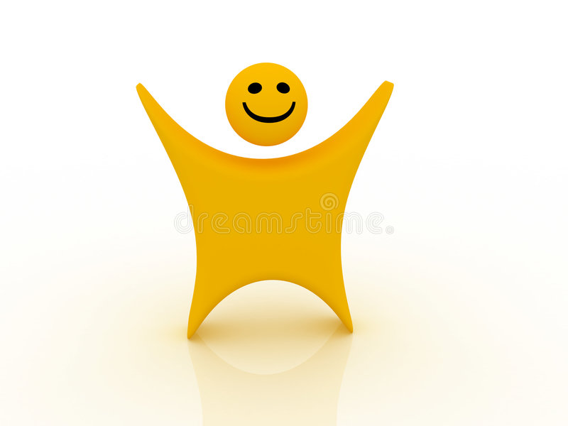 Download Smiley illustration stock. Illustration du description - 8666275