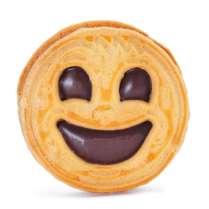 Download Smiley biscuit stock image. Image of nutrition, mouth - 42138547