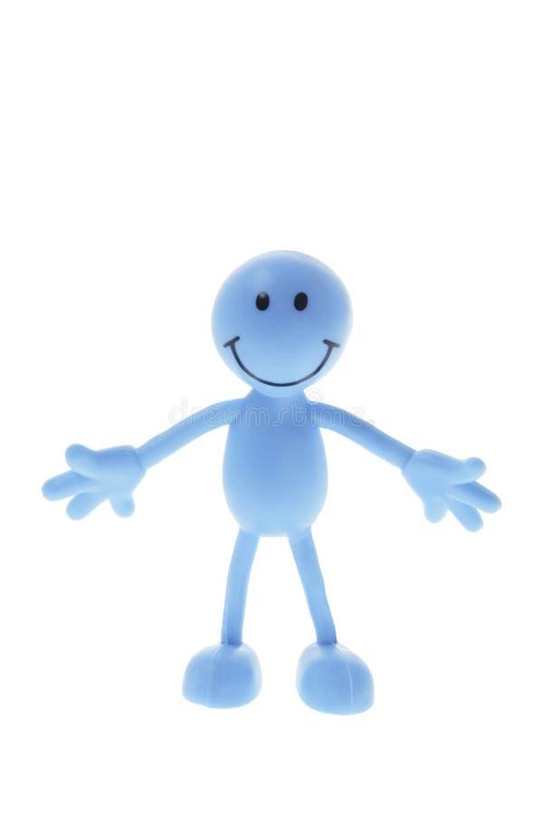 Smiley-Gummi-Abbildung stockfotos