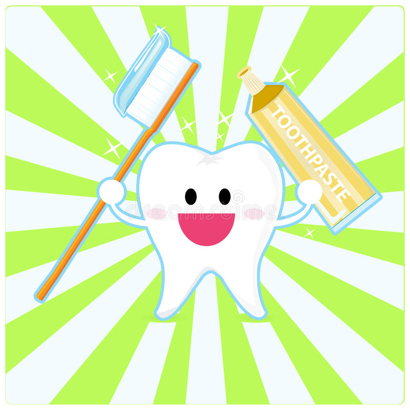 Smiley Tooth Stock Photos