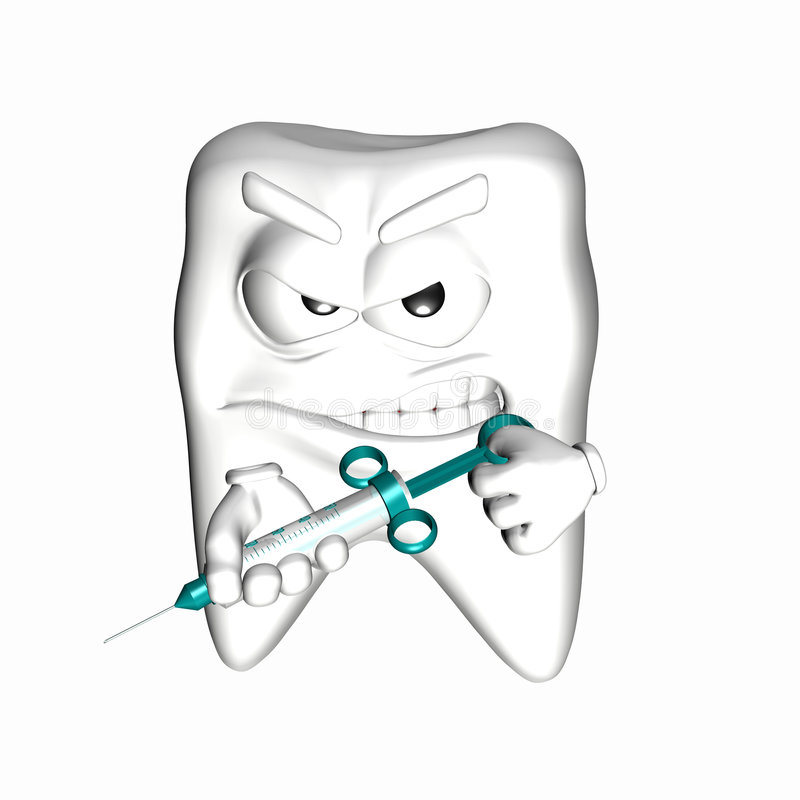 Download Smiley Tooth - Shot 1 stock illustration. Image of medical - 5309154