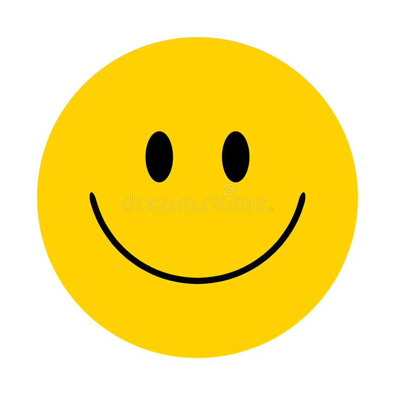 smiley vector happy face stock illustration illustration of cute rh dreamstime com smile vector smiley vector download